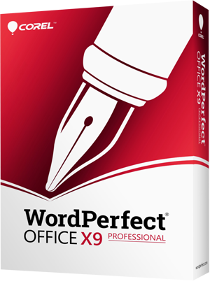 Corel WordPerfect Office X9 Standard