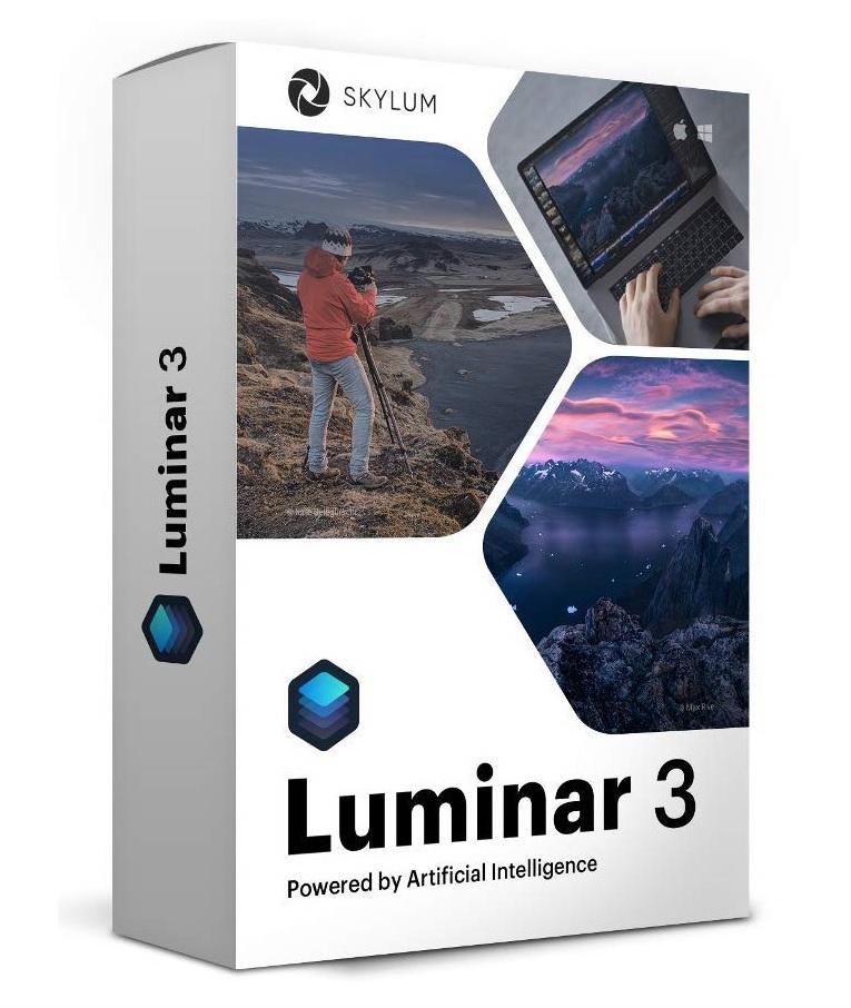 Luminar 3.1.0 Crack